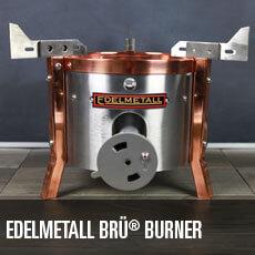 Edelmetall Bru Burner